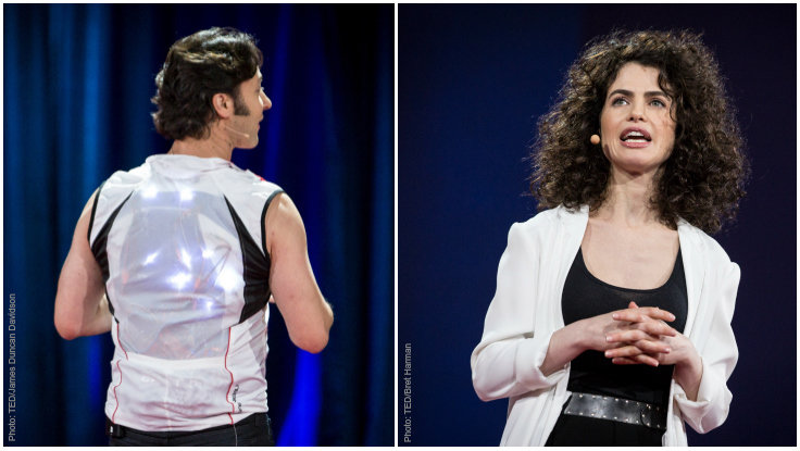 TED2015 Recap: Lavin Speakers David Eagleman & Neri Oxman's Standing Ovations